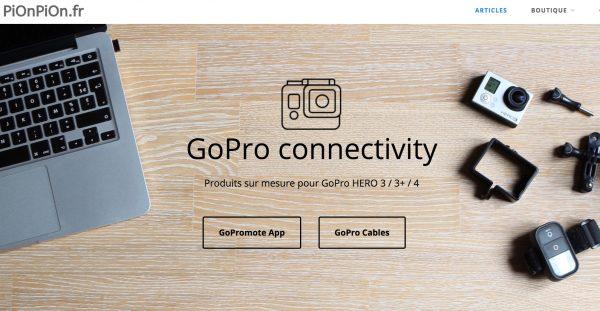 Câbles et accessoires pour caméra GoPro