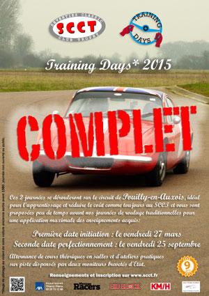 SCCT Training Days