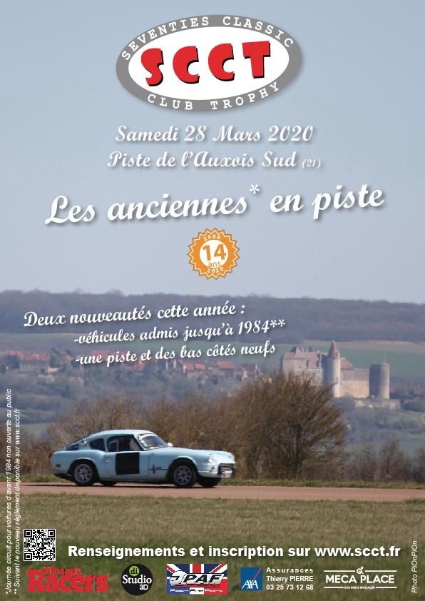 Journée SCCT: Piste de l'Auxois Sud - 28 mars
