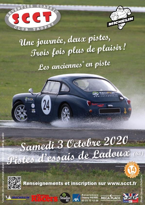 Journée S.C.C.T: Michelin - Ladoux 3 octobre 2020